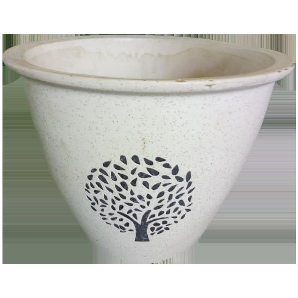 Ceramic Cement Planter