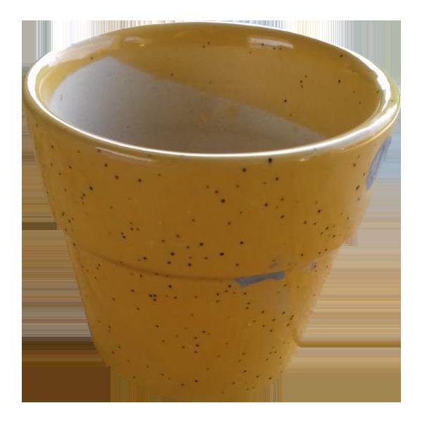 Ceramic Coloured Planter