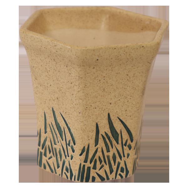 Ceramic Hax Planter