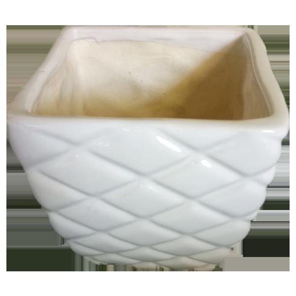 Ceramic Square White